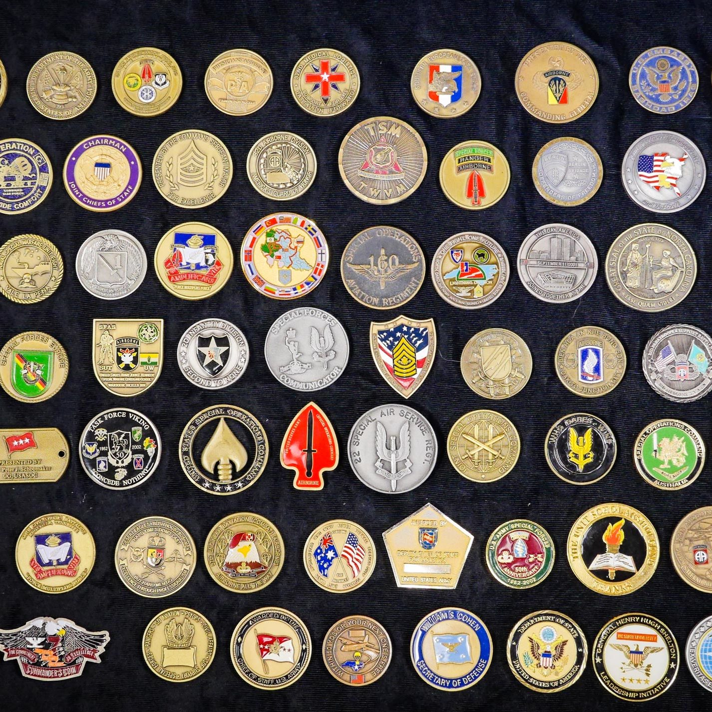 Military art dealer, unit coins, Fayetteville, NC Ft. Bragg, Spring Lake, Hope Mills, Raeford